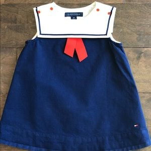 Tommy Hilfiger Dress Size 12 Months